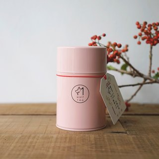 【Wolf Tea】Pink Wolf Tea Canister - Mint Ruby Black Tea