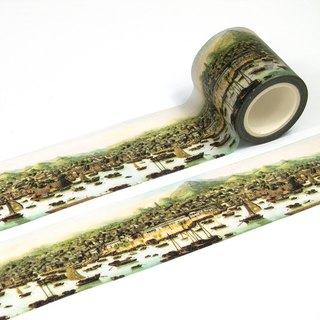 Hong Kong Masking Tape - Hong Kong Series - Hong Kong 1841 (S2016-021)