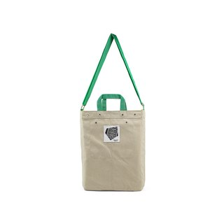|| Walking bag || (M) gray green