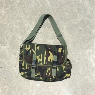 Fast delivery - Army Green Camouflage Print Totem Shoulder Bag Messenger Bag