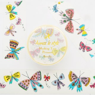 Aimez le style paper tape - Butterfly <A01498>