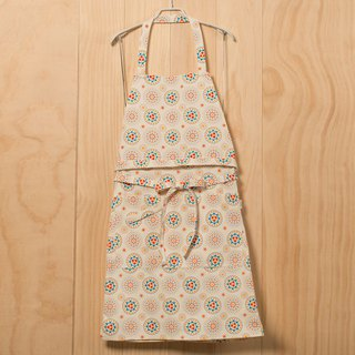 Full / Half 2 Way Apron / Firework / Vanilla White