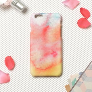 Cloud Smear - iPhone (i5,i6s,i6splus,i7.i7plus)/Android (Samsung Samsung, HTC, Sony) Original Mobile Shell / Case