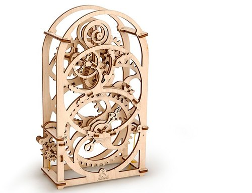 / Ugears / Ukrainian Wooden Model 20 Minutes Timer Timer for 20 min