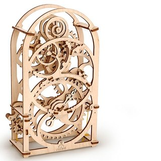/Ugears/ Ukrainian wooden model 20 minute timer Timer for 20 min