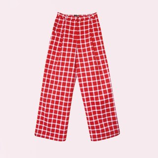 Fun checkered pants YOUR FUNNY PLAID PANTS
