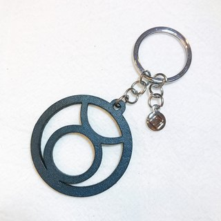 [La Fede] Dermatacling Key Ring (Taurus / Gemini / Cancer / Lion)