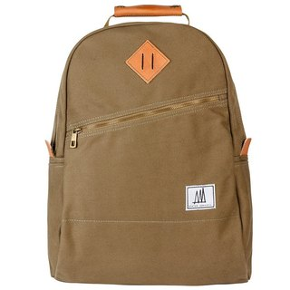 THE VOID Backpack_Green/Army Green