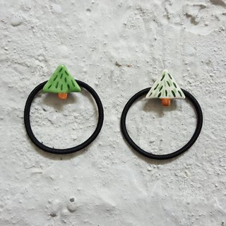 Small tree hair circle