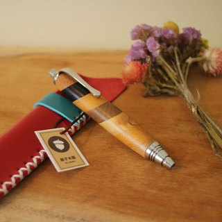Wood pen personal engineering pen