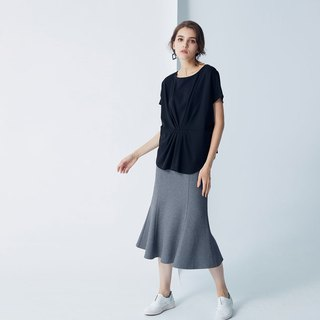 AEVEA versatile and comfortable fishtail skirt