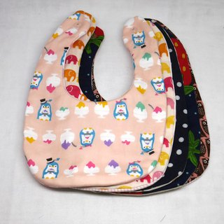 Goody bag No.8  // 5 bibs in 1 unit
