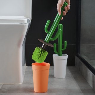 [New] QUALY cactus toilet brush