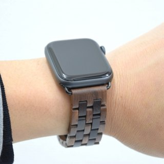 EINBAND AppleWatch 38mm-40mm Wood Belt Walnut×Sandalwood