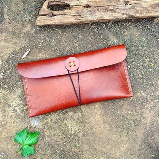Money Wallet (color brown)