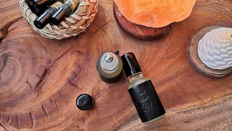 活潑 - 柑橘調香水油 • 天然滾珠香氣20ml