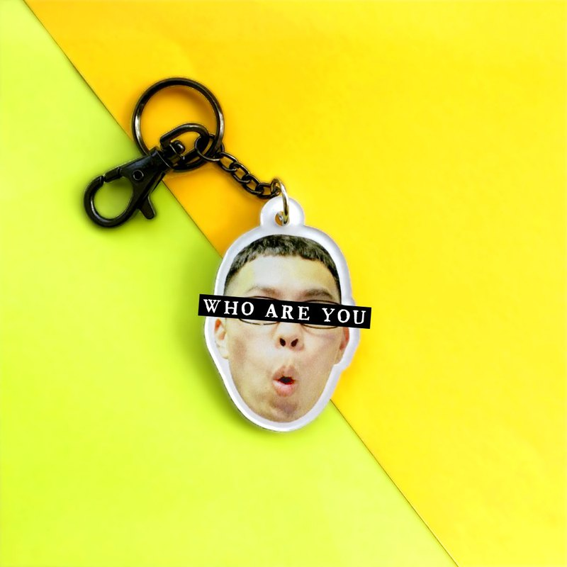 Exclusive Photo Customization - Acrylic Keyring Pet Tag Graduation Gift Valentine Gift