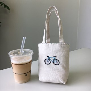 Cafe bag bicycle