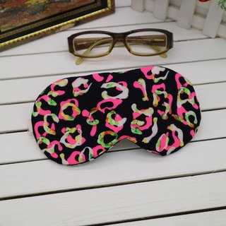 Special adjustable eye mask send storage bag sleep mask