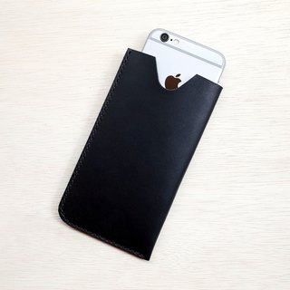 iPhone 6 Leather Phone Cover (16 colors / engraving service)