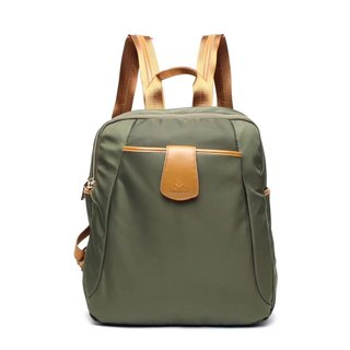 Waterproof Green Backpack Handbag / Laptop Bag / Computer Bag / Shoulder Bag - Multicolor Optional # 1024