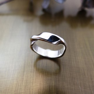 zo.craft reversing ring / 925 Silver