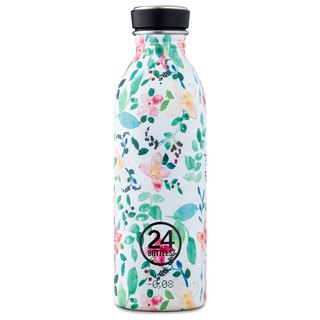 24Bottles - Urban Bottle Little Buds only 100g stainless steel water bottle