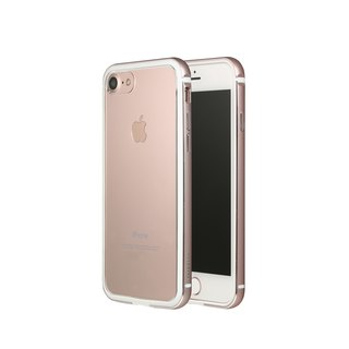 OVERDIGI LimboX iPhone7 / 8 double aluminum alloy rims rose gold