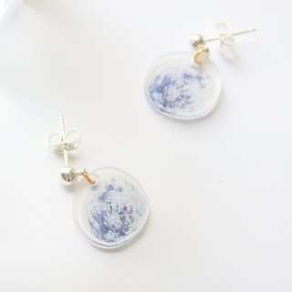 Moon Earrings - Jewelry - Moon Jewelry - Galaxy Earrings