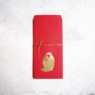 Monkey shiny red envelopes