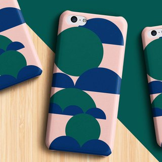 Rolling clouds Phone case