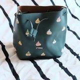 Gem Biscuit Bucket Bag
