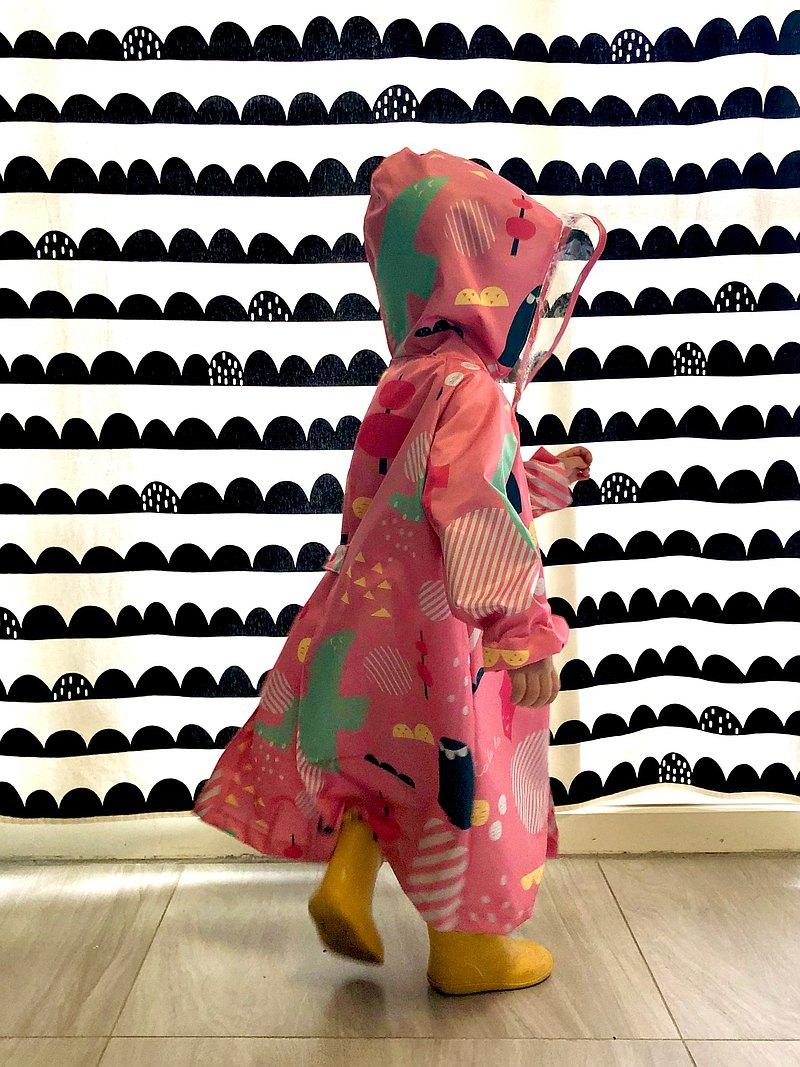 訂製款  小鳥飛飛小童雨衣
