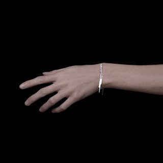 MULTIPLE BAR BRACELET – 925 SILVER
