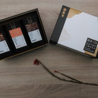Look forward to tea】 【full jade tea gift box