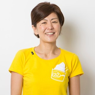icecream T-shirt (YELLOW)