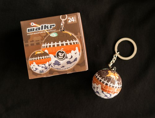 Walkr Ball Puzzle Keychain - Bean's Home