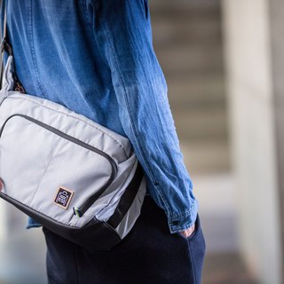 NESO can DIY bag [mail bag - smog gray]