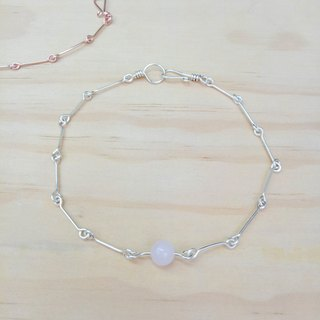 【Hongsheng jewelry】 thin bracelet chain