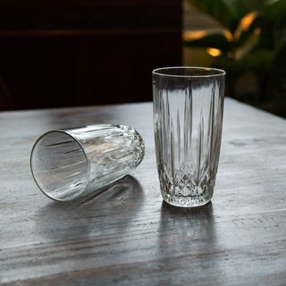 SECLUSION OF SAGE / Classic - Engraved Glass Beverage Cup
