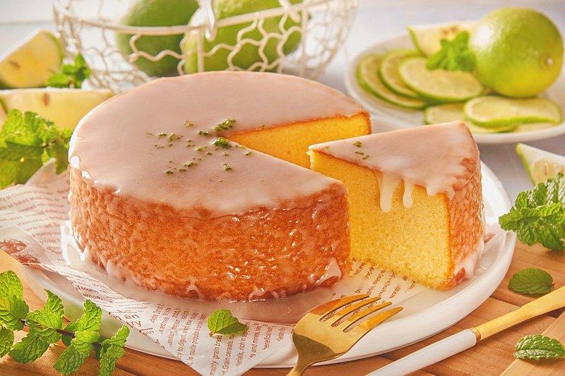 奈良櫻手作- 老奶奶檸檬蛋糕6吋