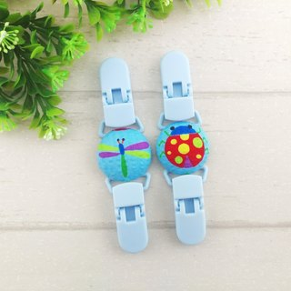 Color insects 2 optional. Handkerchief clip / universal clip / toy clip / double head clip