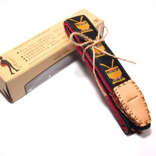 【Missbao Hand Creations】 Taiwan Aboriginal Decompression Hand Strap Camera Strap