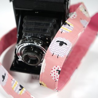 Flour Sheep Relaxation Camera Strap 2.5
