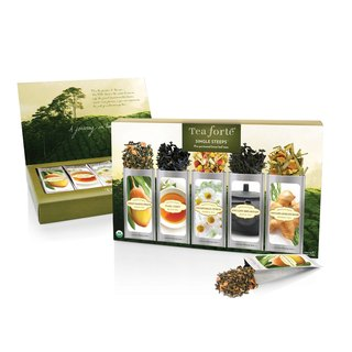 Tea Forte 15 Into Original Leaf Tea Bag - Classic Collection