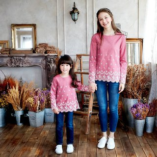 (Family fitted) Petal melody (set of two)