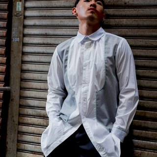 Suiting stitching shirts (162T01)