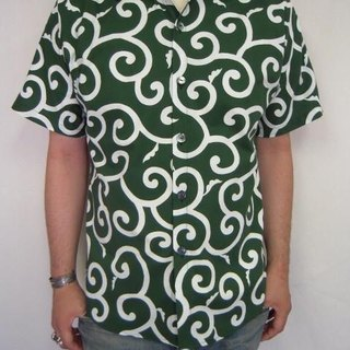 karakusa(Arabesque) shirt