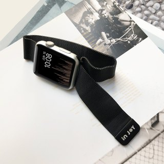 Apple Watch Series 1 , Series 2, Series 3 metal strap thunder carving Lettering