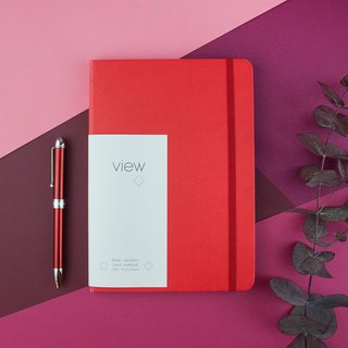 25K Zhu Hong. Wink. View. Classic Notebook - Pen Available - Inside Page 3 Optional